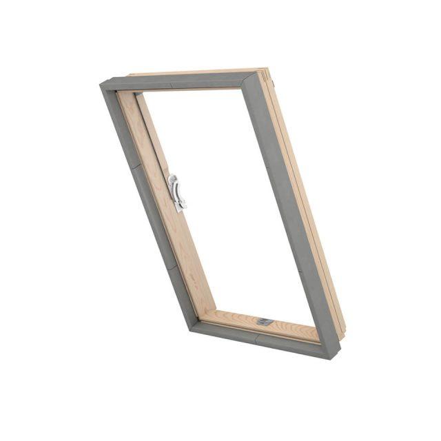 IFC Insulation foam collar on frame