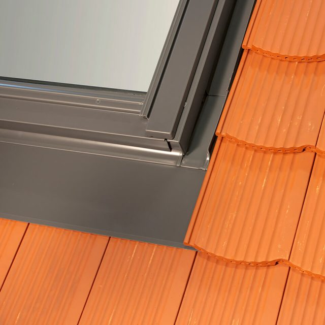 Plain Tile Flashing